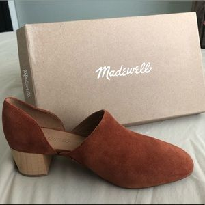 Madewell bootie